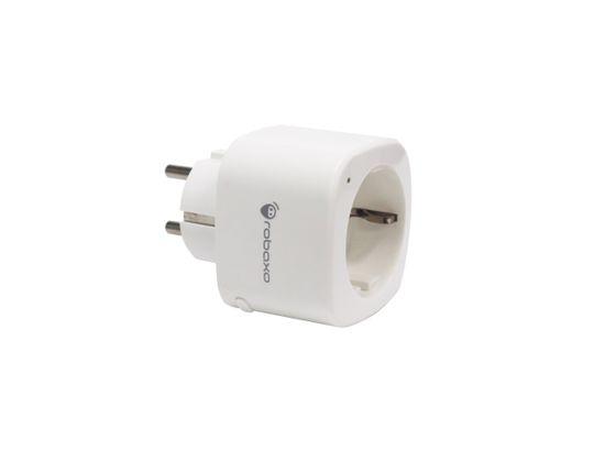 Robaxo RSP-025 WiFi, 16 A pametna vtičnica z merilcem porabe