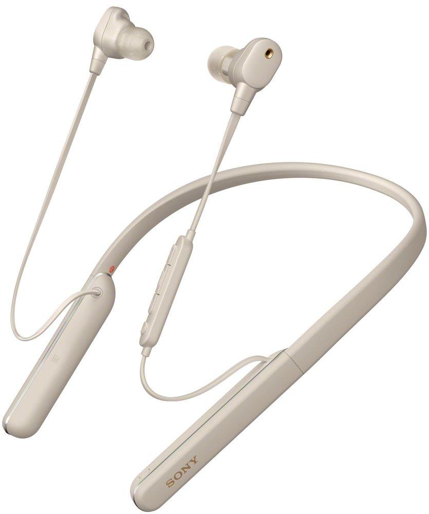 Sony WI-1000XM2, stříbrná