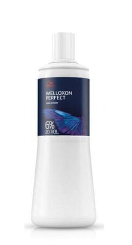 Wella Professional Aktivační emulze 6 % 20 vol. Welloxon Perfect (Cream Developer)