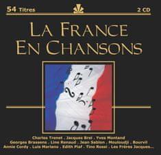 V/A: La France En Chansons (2x CD) - CD