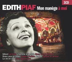 Piaf Edith: Mon manage a moi (3x CD) - CD