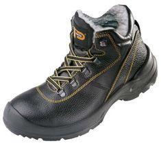 Panda Safety Zimná pracovná obuv Orsetto S3CI čierna 43