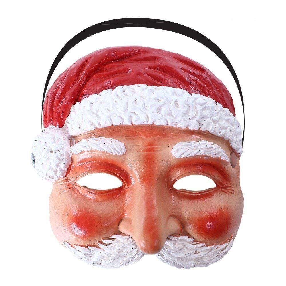 Maska Santa Claus - vianoce
