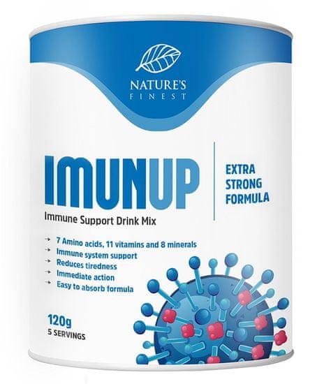 Nature's finest ImunUp Immune Support Drink Mix napitek za imunski sistem, 120 g