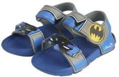 Disney chlapčenské sandále BATMAN 2300003049 25 modrá