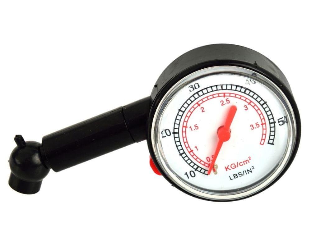 GEKO Měřič tlaku pneumatik