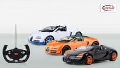 Rastar R/C Bugatti Grand Sport Vitesse 1:14 avto, daljinsko voden, črno-moder