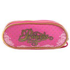Princess Ciljna šalica s svinčnikom, Princesa, barva roza