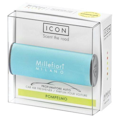 Millefiori Milano Vůně do auta , Icon, Classic/Grep, světle modrá