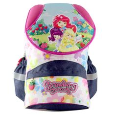 Strawberry Plecak szkolny Shortcake, motyw trzech małych dziewczynek