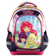 Strawberry Plecak szkolny truskawkowy, Plecak szkolny Princess