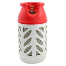 Tomegas Kompozytowa butelka LPG Hexagon RAGASCO - 10 kg, 24,5 l / 10 kg, bardzo lekki