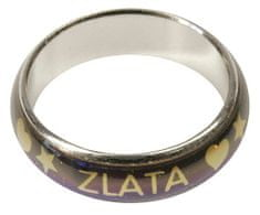 Angels at Heart Magický prsten, Zlata, 020863