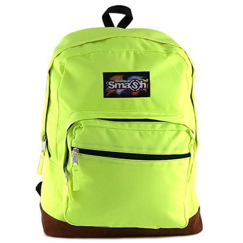 Smash Razbiti študentski nahrbtnik, rumena