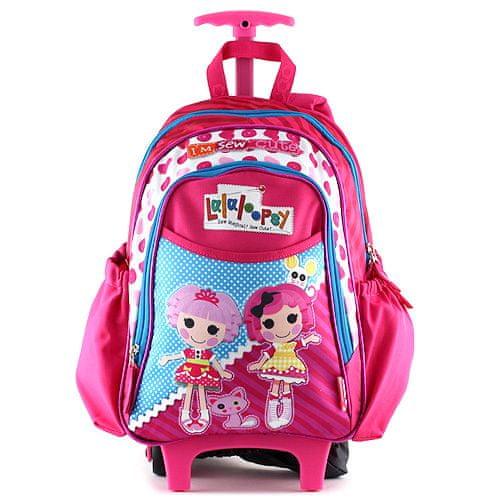 Lalaloopsy Plecniačik trolley mini , Backpack Small Trolley 10560