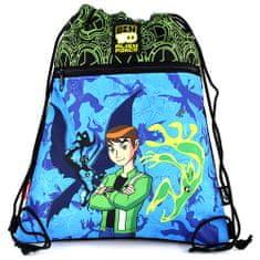 Ben 10 Športna torba , modra z motivom