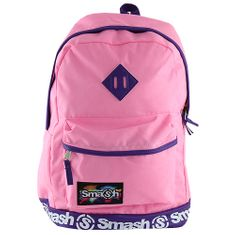 Smash Razbiti študentski nahrbtnik, roza