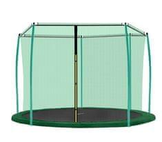 Aga Notranja zaščitna mreža 430 cm za 6 palic Dark Green (kruh)