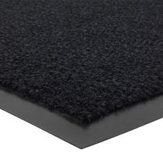 FLOMA Grafitová vnitřní čistící vstupní rohož Portal (Cfl-S1) - délka 60 cm, šířka 90 cm a výška 0,75 cm
