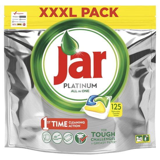 Jar kapsle Platinum Lemon 125 ks