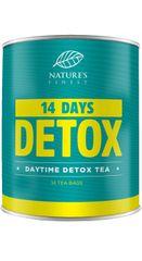 Nature's finest Teatox Daytime Detox tea, dnevni razstrupljevalni čaj, 14 vrečk