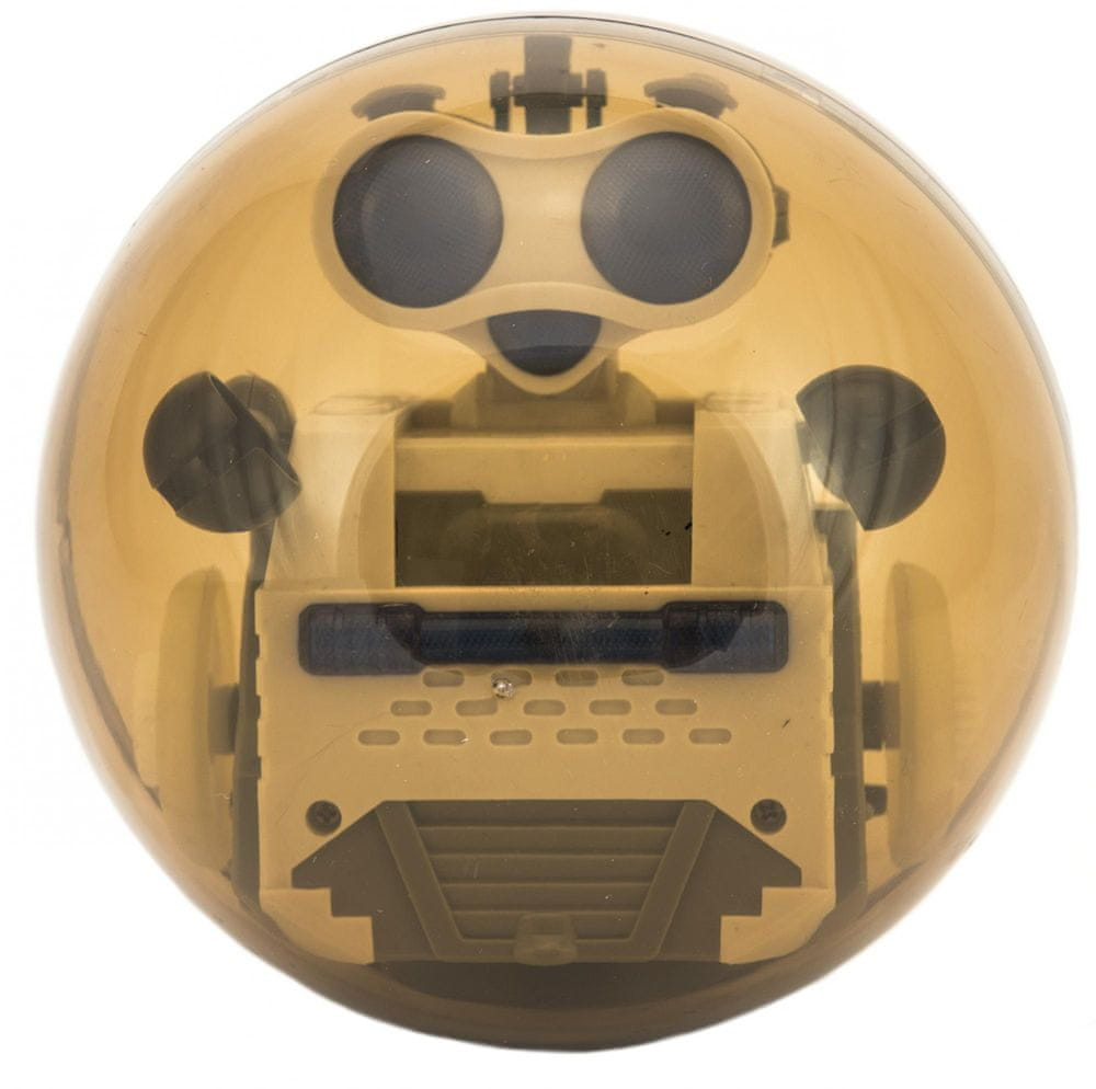 Teddies Robot RC plast pásový na dálkové ovládání s koulí
