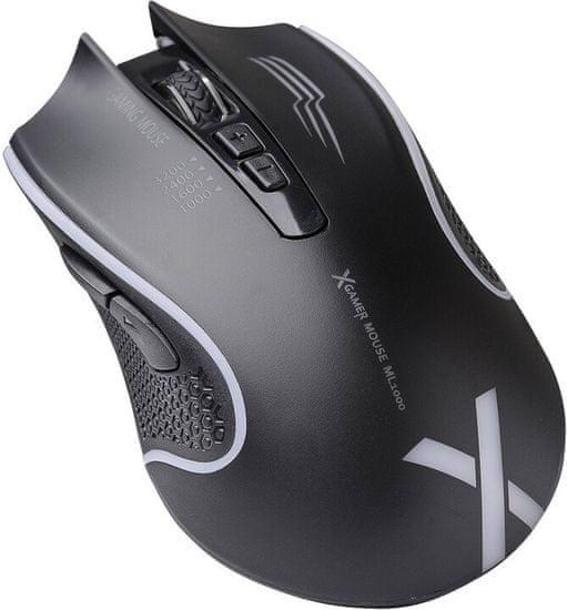 mysz do gier X-Gamer ML1000