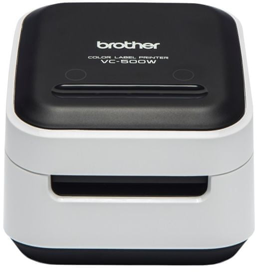 BROTHER drukarka etykiet VC-500W