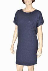 De Lafense Dámská noční košile De Lafense Paula 523 modrofialová S