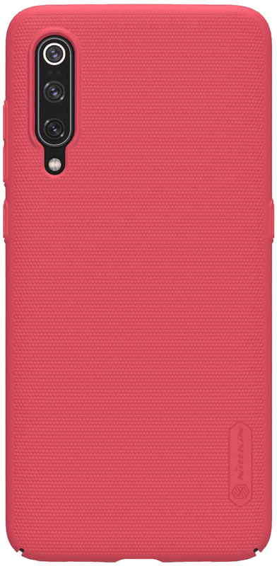 Nillkin Super Frosted zadní kryt pro Xiaomi Mi 9 Lite, červená (2449632)