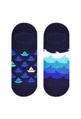 More Pánské nízké ponožky More 098 sv.šedá žíhaná 43-46