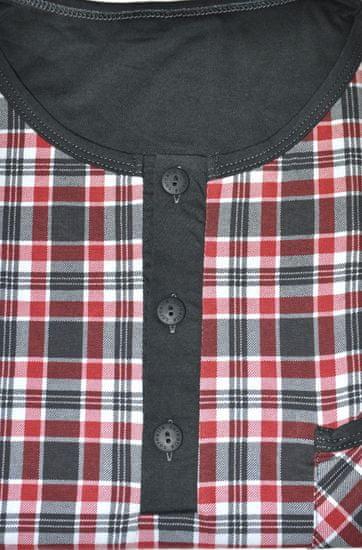 Cornette Pánská noční košile Cornette 110 dł/r 3XL-5XL