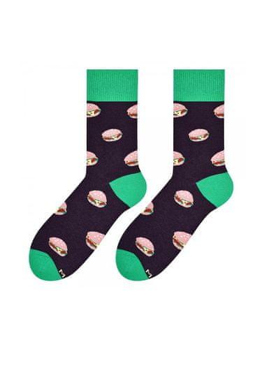 More Pánské ponožky More Fastfood 079