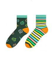 More Dámské nepárové ponožky More 078 tmavě šedá 39-42