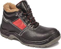 Fridrich&Fridrich Zimná bezpečnostná obuv Jena S3 SC-03-012 čierna 39