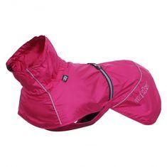 RUKKA PETS Pláštěnka pro psa RUKKA Hase růžová