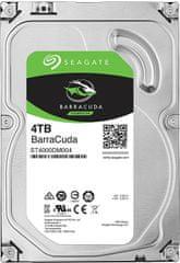 "Seagate BarraCuda, 3,5"" - 4TB ST4000DM004"