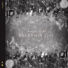 Coldplay: Everyday Life (2019) - CD
