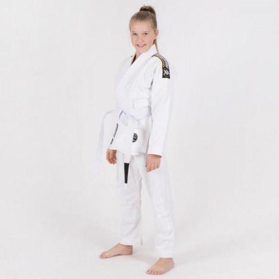 Tatami Fightwear TATAMI Dětské kimono NOVA Absolute GI - bílé