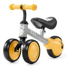 KinderKraft Kinderkfraft pedál nélküli kerékpár, CUTIE, méz
