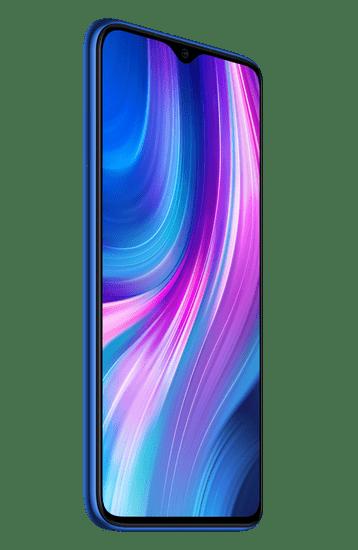 Xiaomi Redmi Note 8 Pro mobilni telefon, 6 GB/64 GB, moder