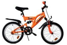 Olpran otroško kolo Miki 18, oranžno