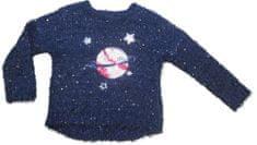 Carodel sweter dziewczęcy 92 niebieski