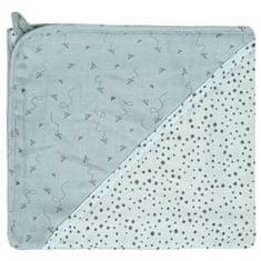 Bebe-jou ręcznik muślinowy z kapturem bambus Fabulous Paper Planes