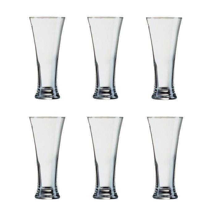 Arcoroc sada 6 skleniček