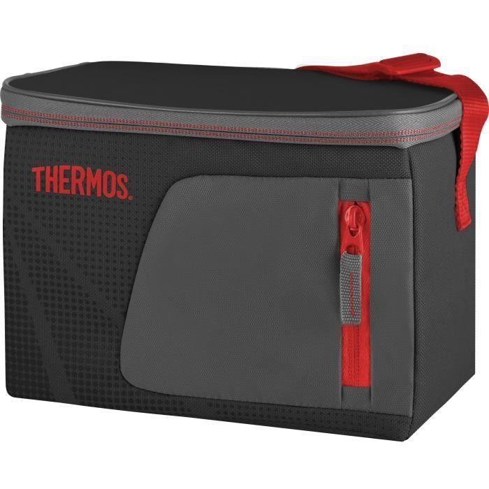 Thermos izolovaná termotaška, 3,5 l, černá