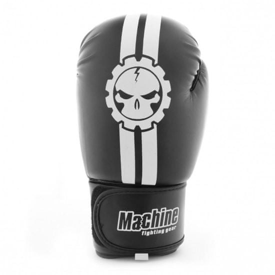 MACHINE Bokszkesztyű Machine Fast - fekete / fehér
