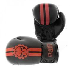 MACHINE Boxerské rukavice Machine Fast - černo / červené