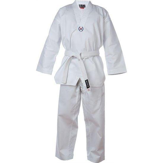 Blitz Dětské Taekwondo kimono ( Dobok ) BLITZ Polycotton - bílé