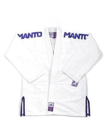 """MANTO Kimono """"X3"""" BJJ GI - bílé"""